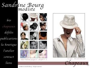 Sandrine Bourg
